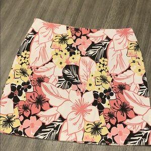 Rue 21 floral skirt.